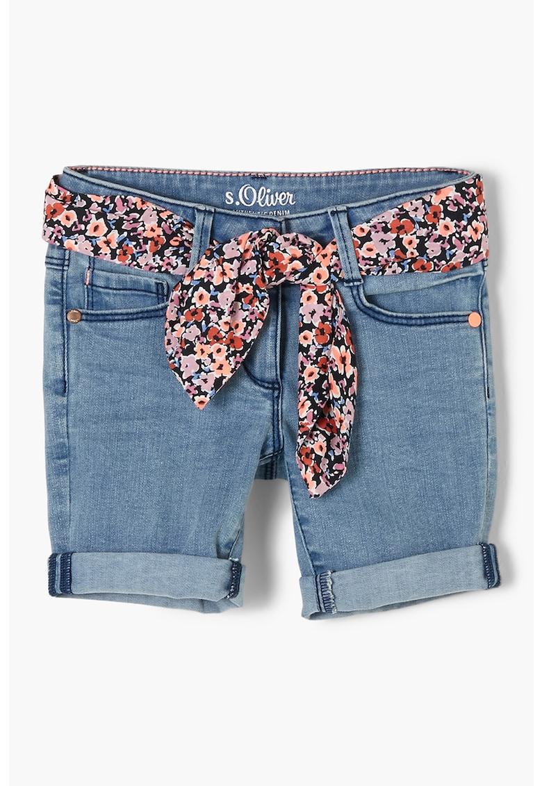Pantaloni din denim imagine fashiondays.ro