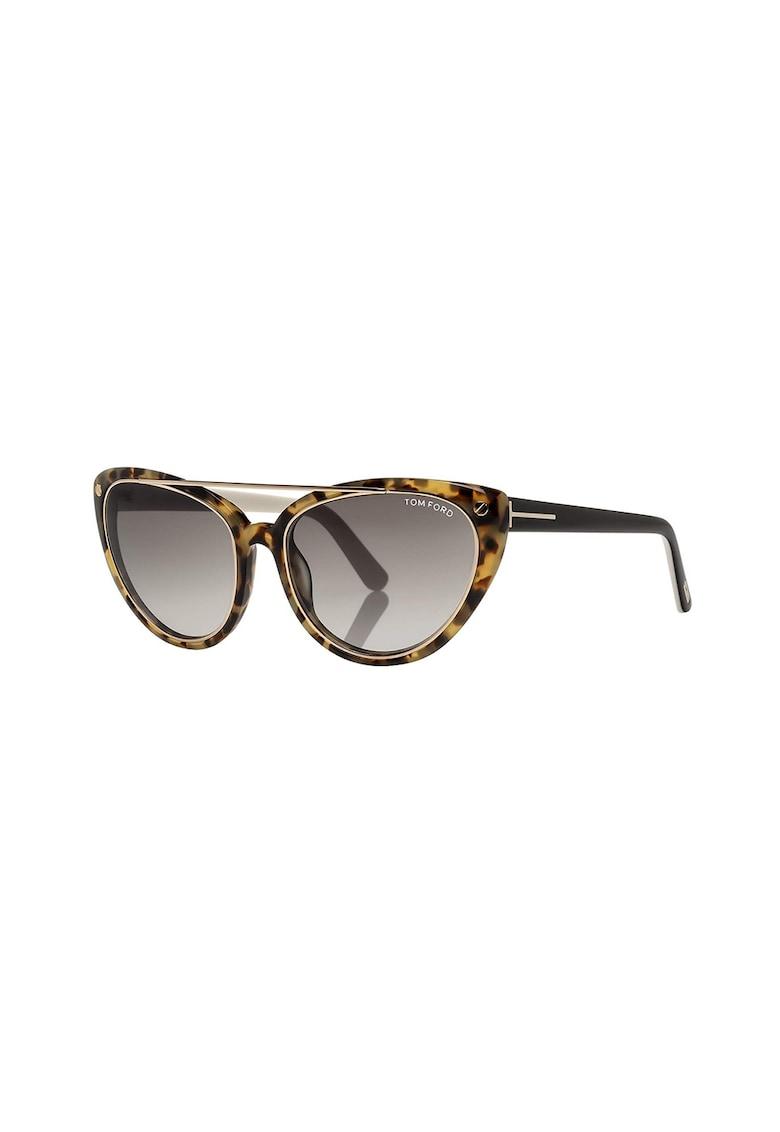 Ochelari de soare cat-eye imagine fashiondays.ro Tom Ford