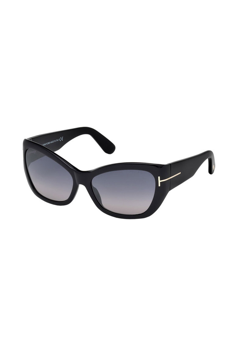 Ochelari de soare cat-eye cu lentile in degrade imagine fashiondays.ro Tom Ford