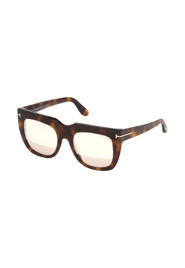 Ochelari de soare patrati cu brate late imagine fashiondays.ro Tom Ford