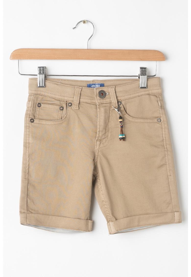 Pantaloni scurti cu buzunare Rick imagine fashiondays.ro 2021