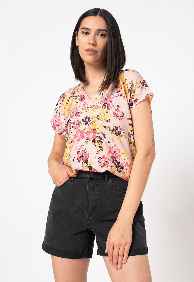 Bluza cu imprimeu floral Gigi imagine fashiondays.ro 2021