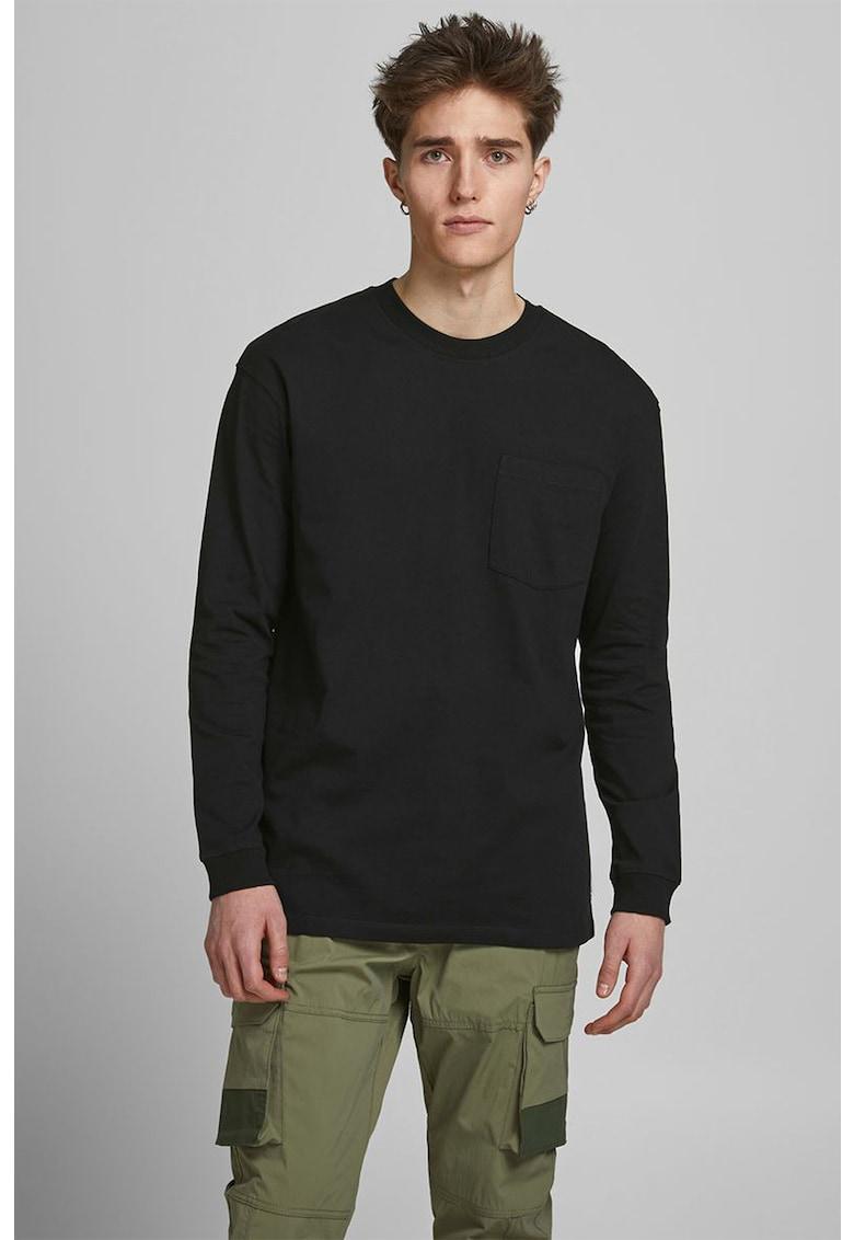 Bluza cu maneci cazute Tanby imagine fashiondays.ro 2021