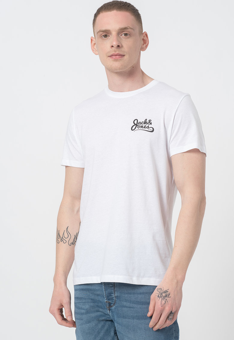 Set de tricouri de bumbac - 5 piese imagine fashiondays.ro 2021