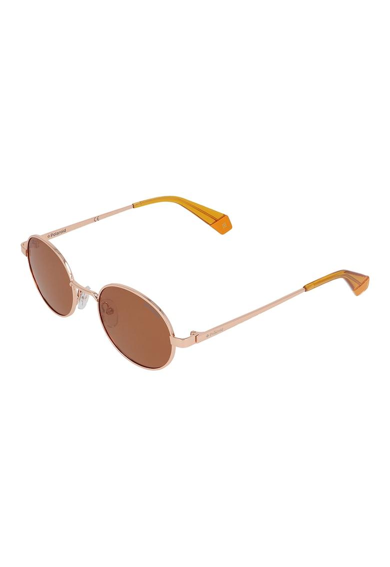 Ochelari de soare rotunzi unisex polarizati fashiondays.ro