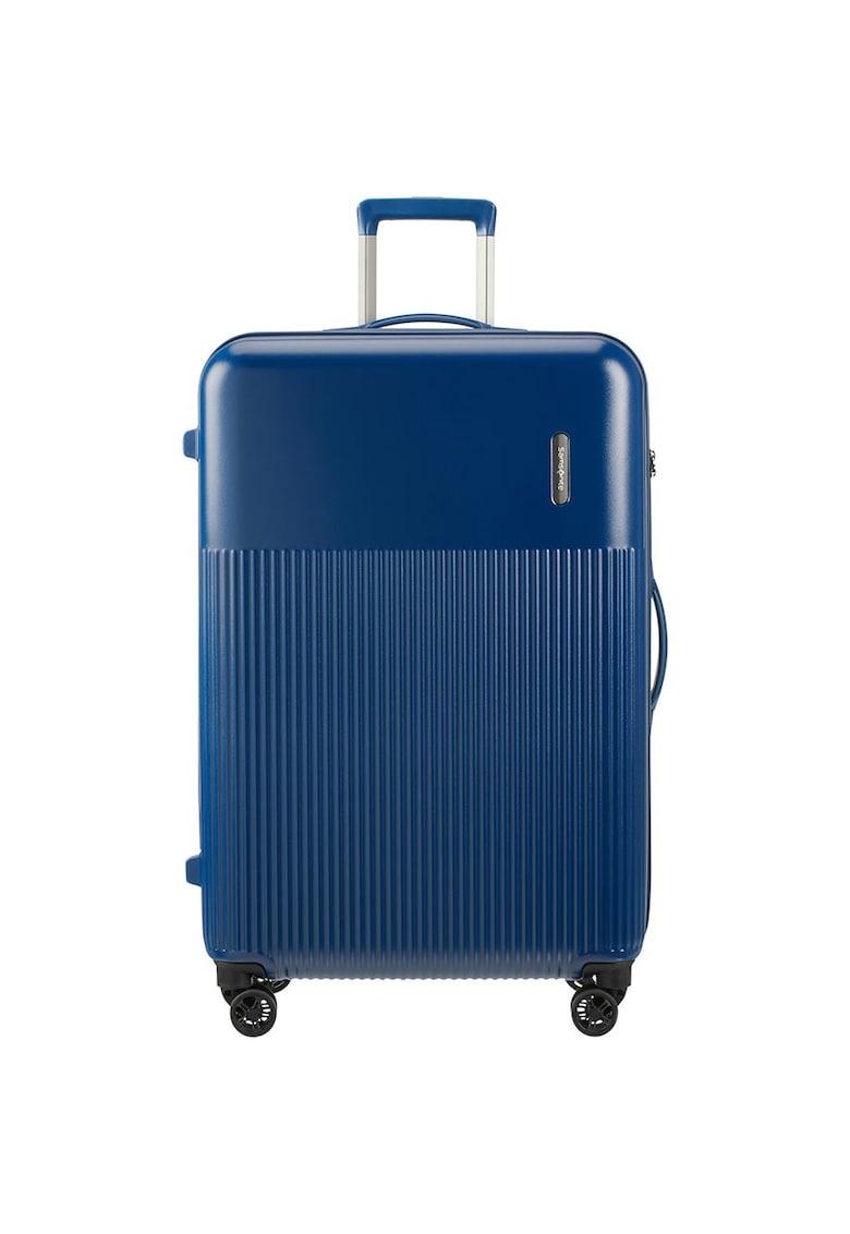 Troler Rectrix - Matte Mid Blue - 69x45x29 cm