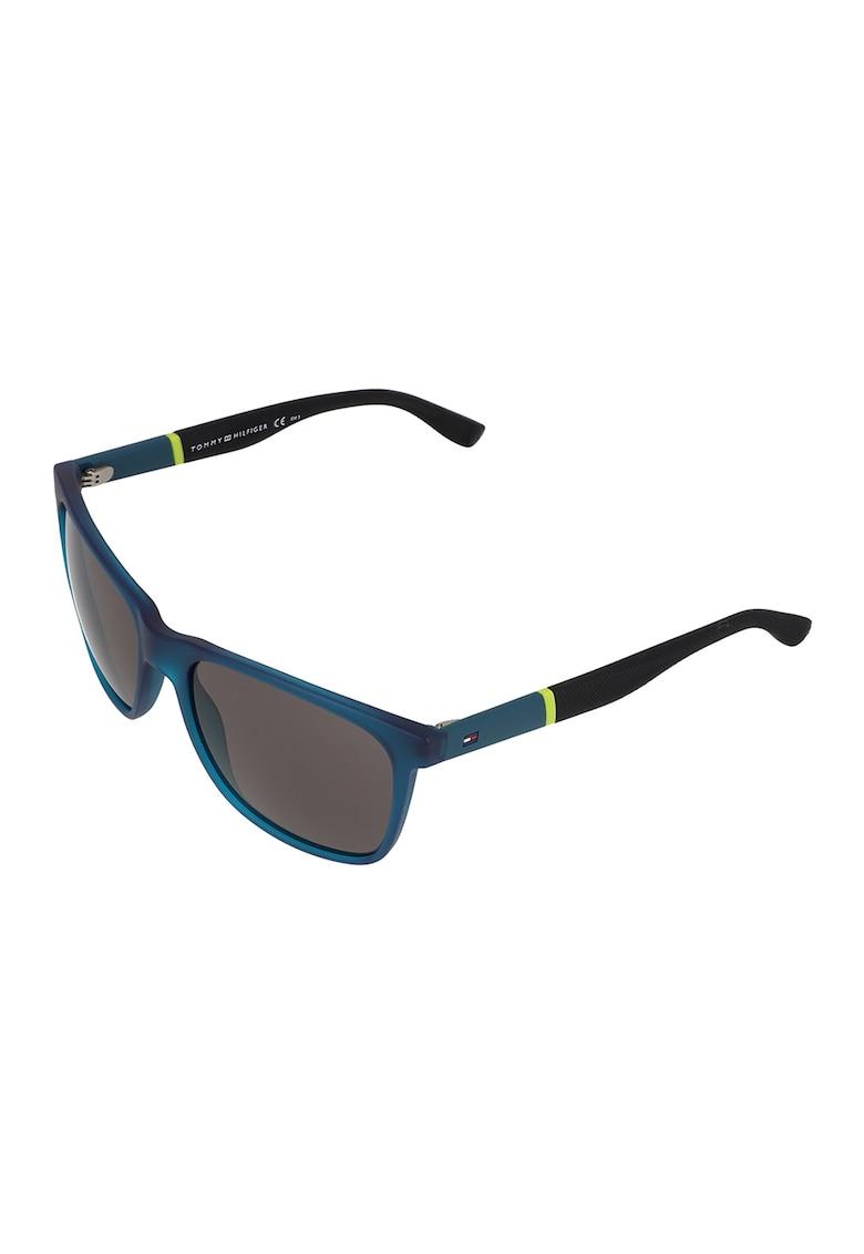 Ochelari de soare cu model colorblock imagine fashiondays.ro 2021