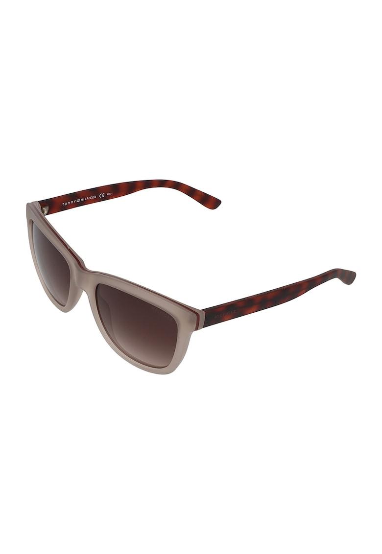 Ochelari de soare polarizati cu lentile in degrade Tommy Hilfiger fashiondays.ro