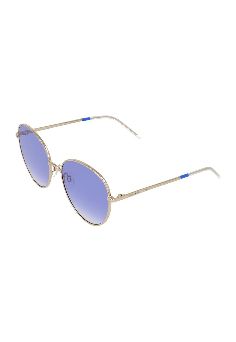 Ochelari de soare rotunzi Tommy Hilfiger fashiondays.ro
