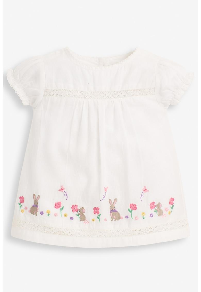 Bluza cu detalii brodate de la JoJo Maman Bebe