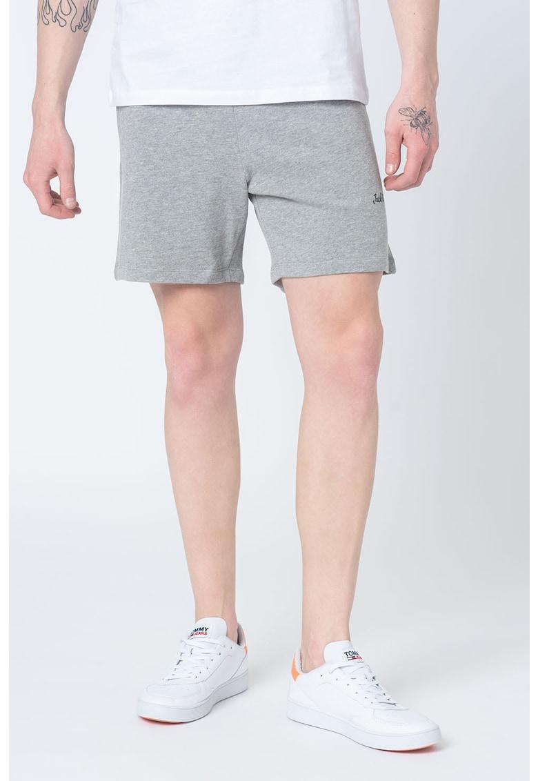 Set de pantaloni scurti din jerseu cu snur de ajustare in talie Winks - 2 perechi