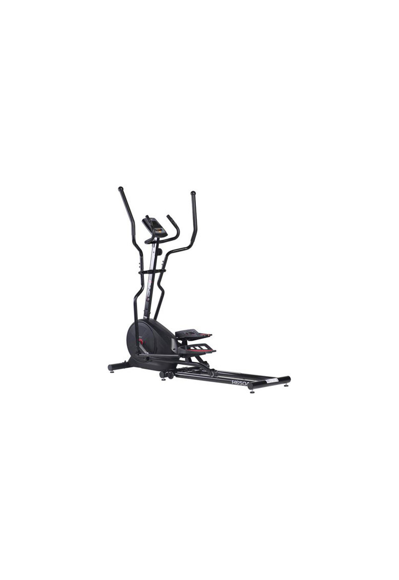 Bicicleta fitness eliptica H6504 - pliabila - volanta 8kg - greutate maxima utilizator 110 kg
