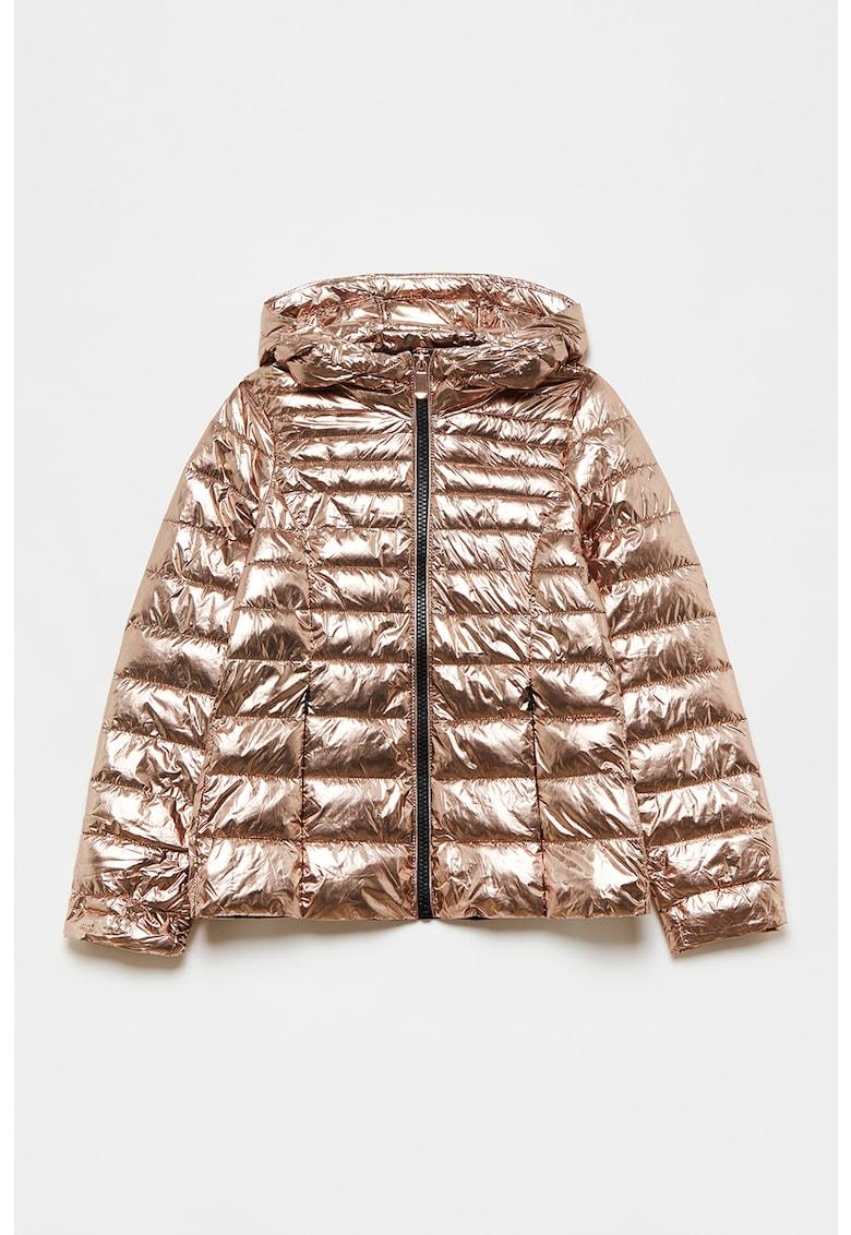Geaca cu gluga imagine fashiondays.ro 2021