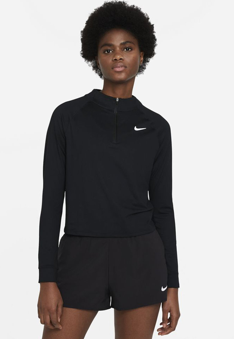 Bluza cu maneci lungi - pentru tenis imagine fashiondays.ro Nike