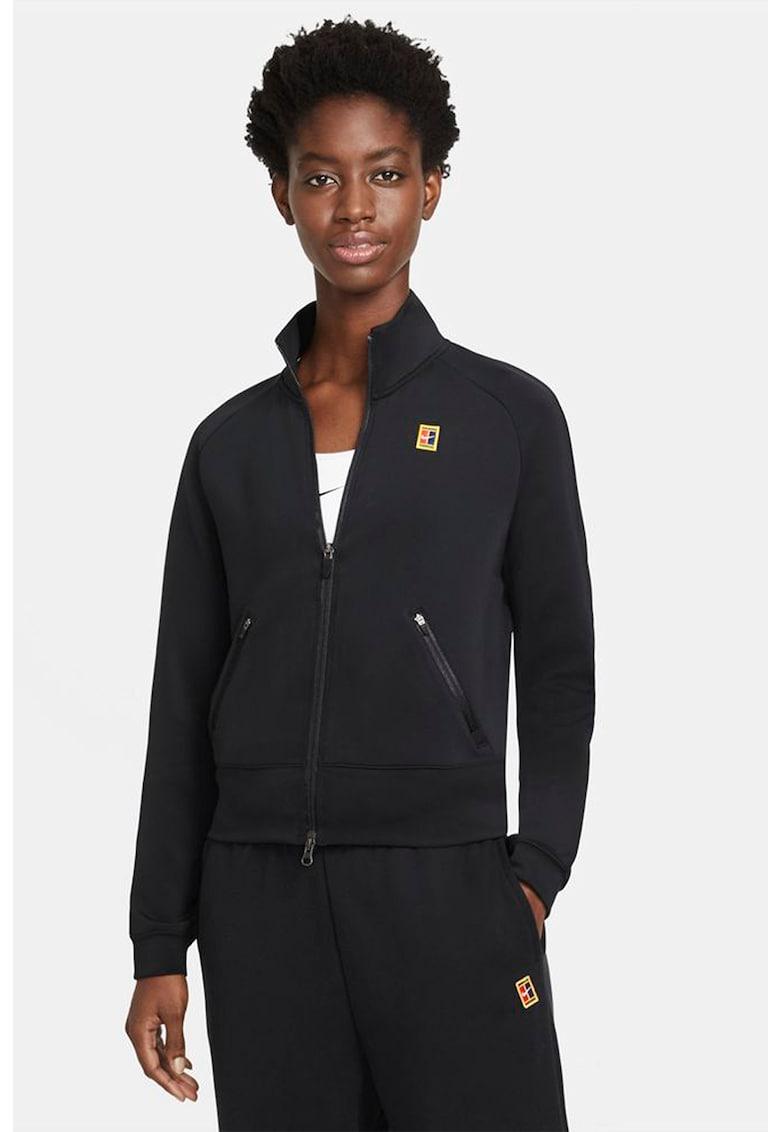 Bluza sport cu fermoar - pentru tenis Heritage imagine fashiondays.ro Nike