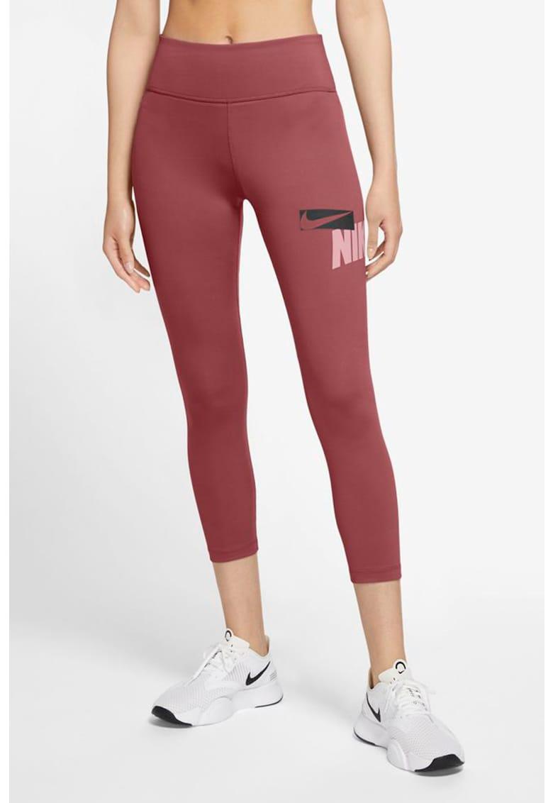 Colanti capri - pentru fitness One imagine fashiondays.ro Nike