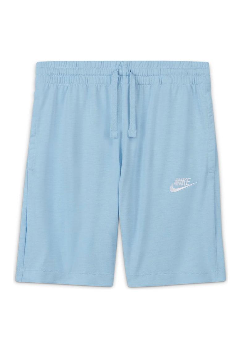 Bermude cu snur de ajustare in talie imagine fashiondays.ro Nike