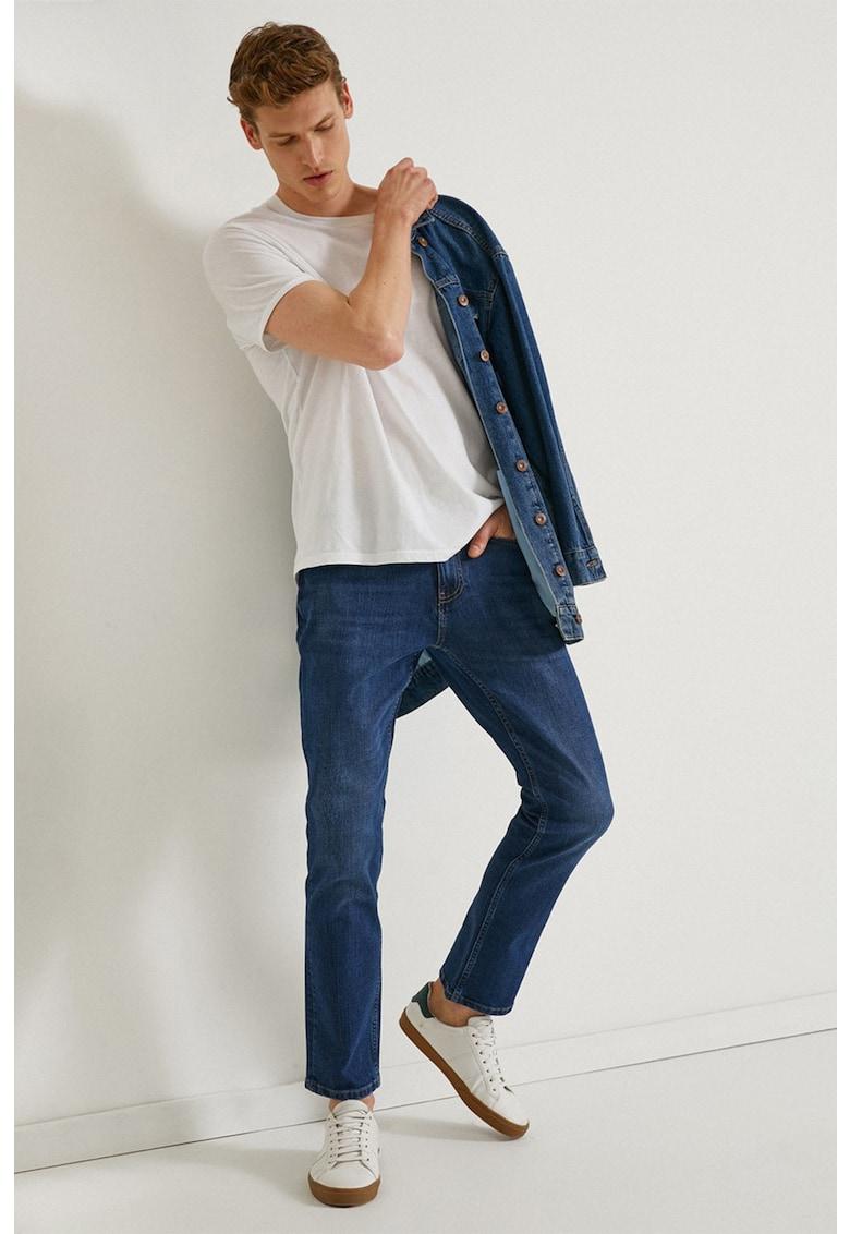 Blugi drepti Mark imagine fashiondays.ro KOTON
