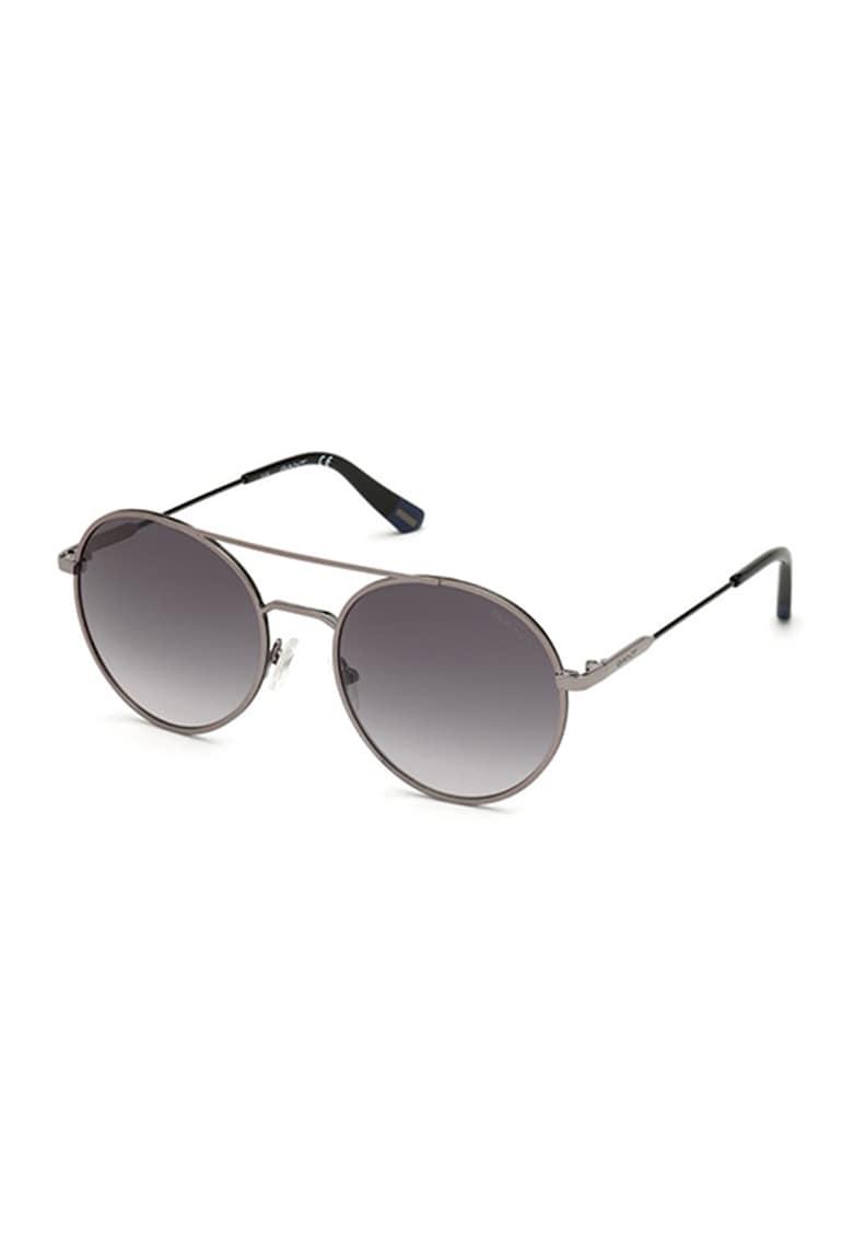 Ochelari de soare aviator rotunzi imagine fashiondays.ro Gant