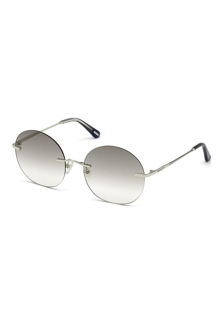 Ochelari de soare rotunzi in degrade imagine fashiondays.ro Gant