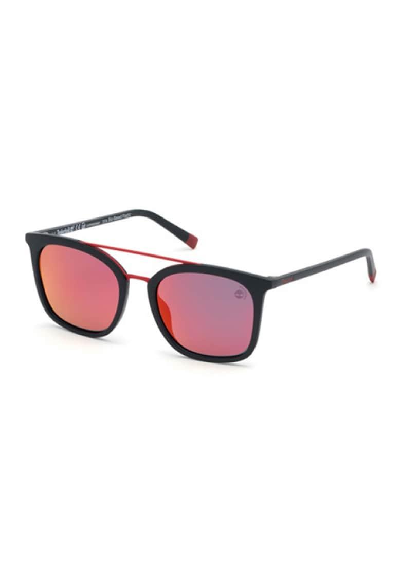 Ochelari de soare wayfarer cu lentile polarizate imagine fashiondays.ro Timberland