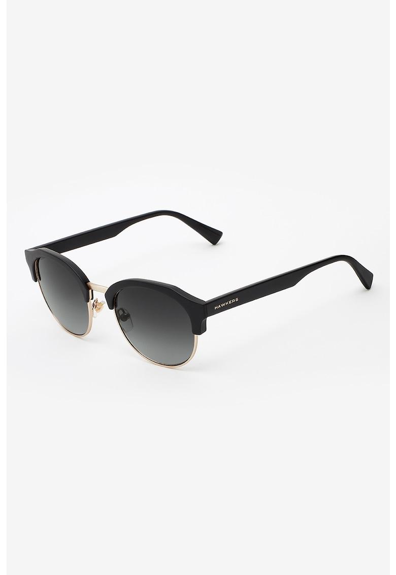 Ochelari de soare unisex cu lentile in degrade Classic imagine fashiondays.ro Hawkers
