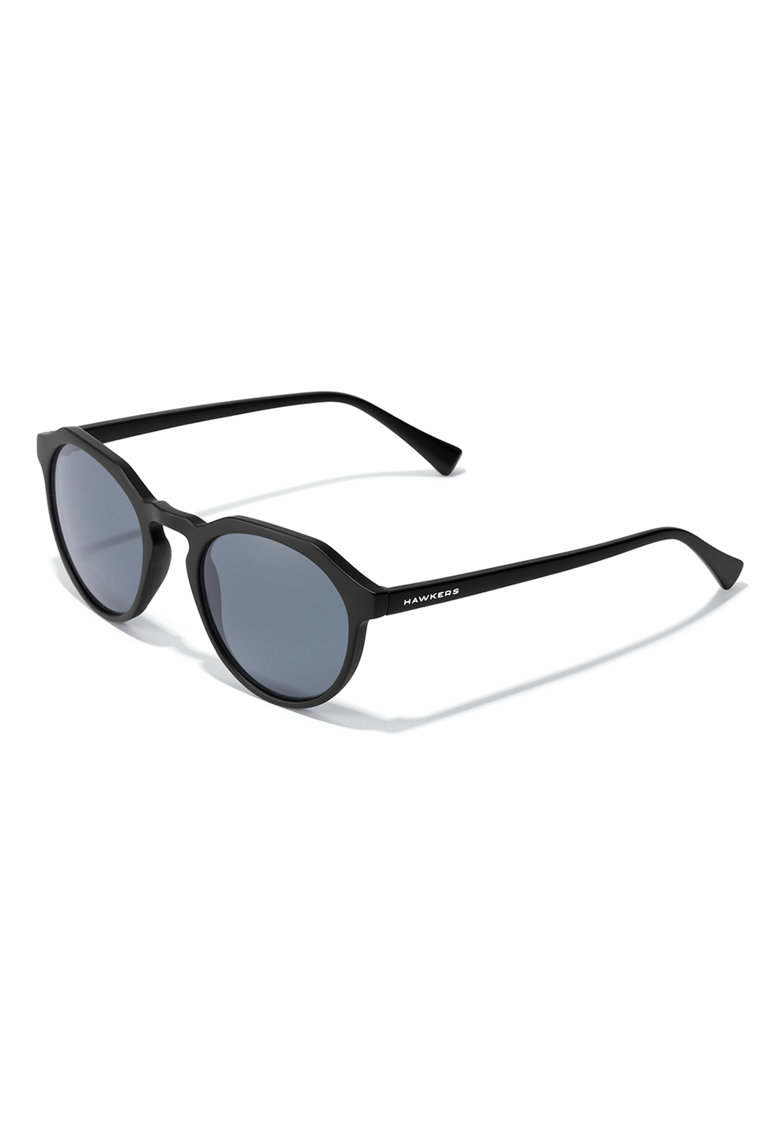 Ochelari de soare unisex cu rama asimetrica Warwick imagine fashiondays.ro Hawkers