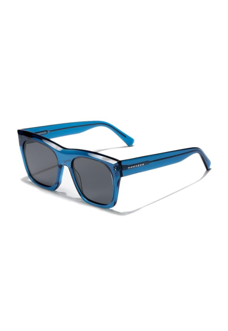 Ochelari de soare dreptunghiulari unisex imagine fashiondays.ro Hawkers