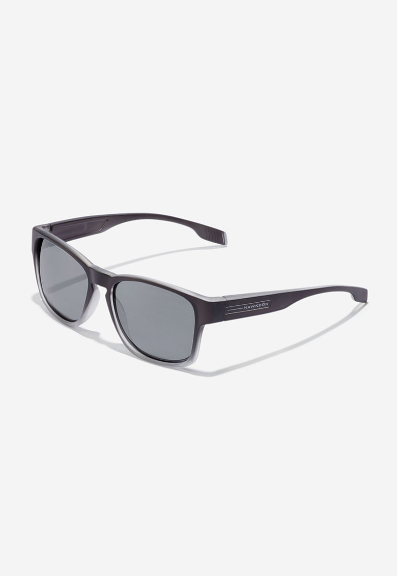 Ochelari de soare dreptunghiulari unisex Core imagine fashiondays.ro Hawkers