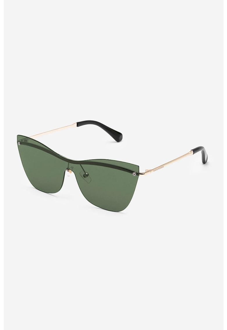 Ochelari de soare shield unisex Collins imagine fashiondays.ro Hawkers