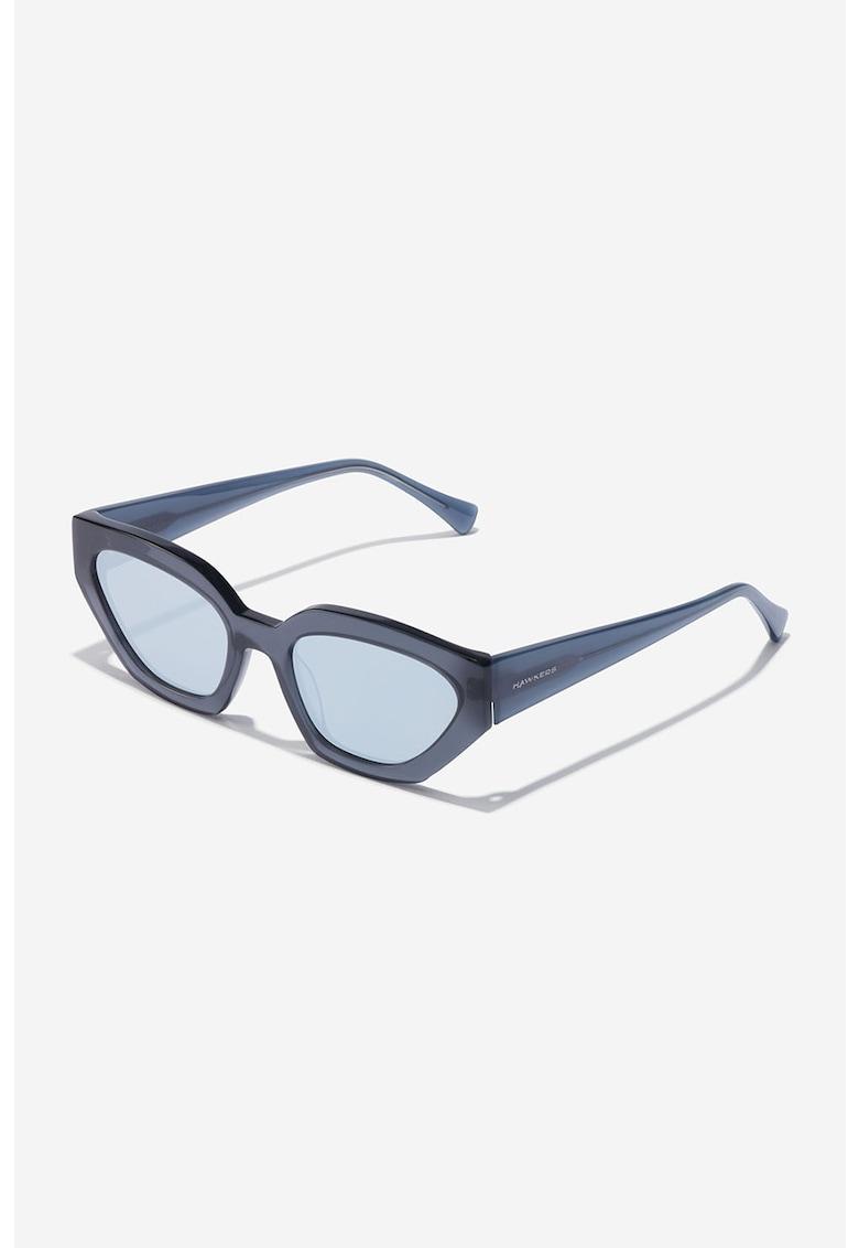 Ochelari de soare cat-eye unisex Olwen imagine fashiondays.ro Hawkers