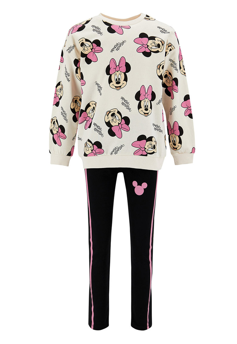 Trening cu imprimeu Minnie-Mouse fashiondays.ro