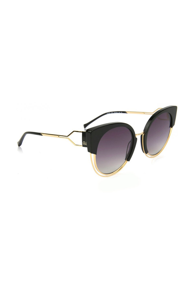 Ochelari de soare cat-eye cu lentile in degrade imagine fashiondays.ro Ana Hickmann