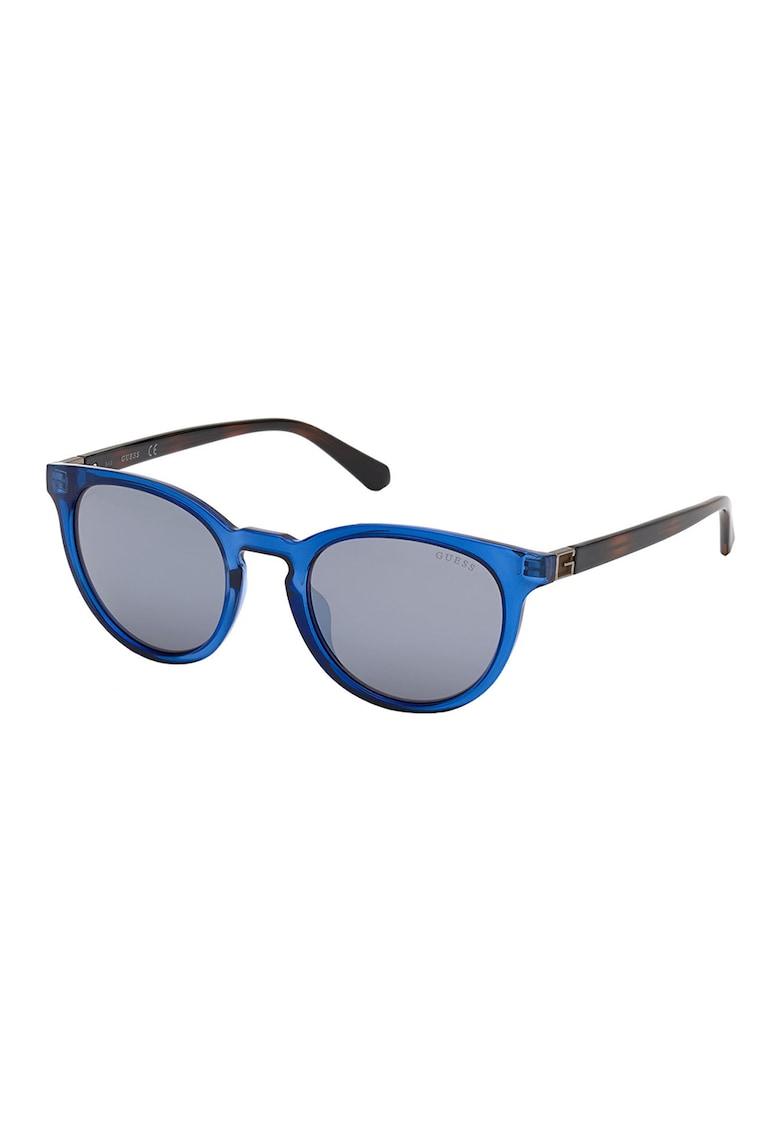 Ochelari de soare rotunzi imagine fashiondays.ro Guess