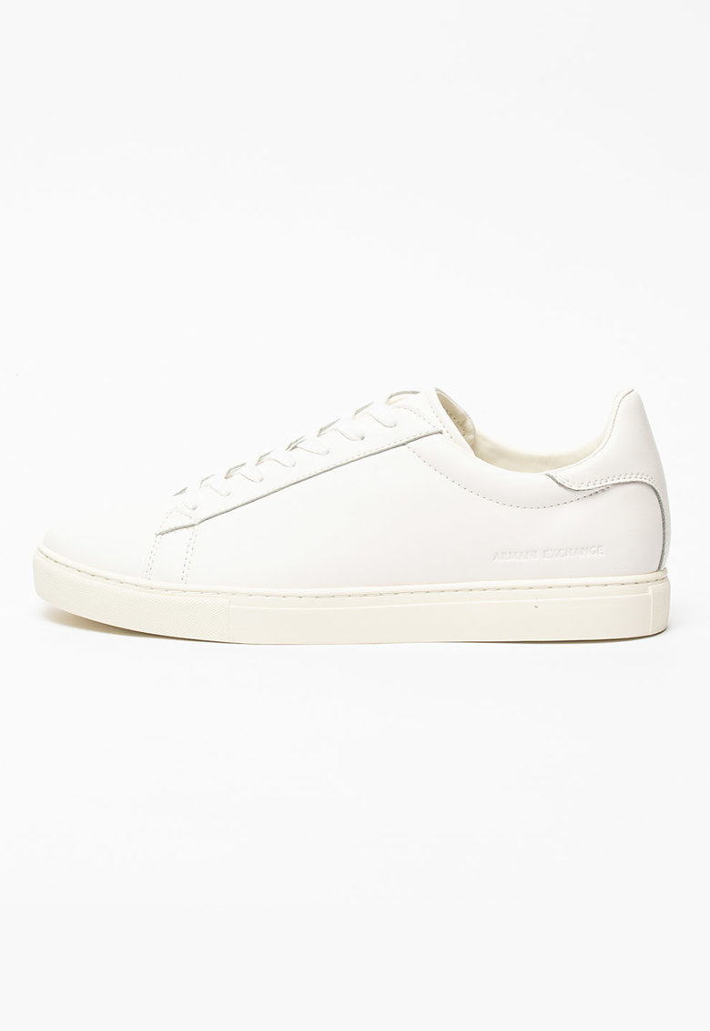 Pantofi sport de piele imagine fashiondays.ro 2021