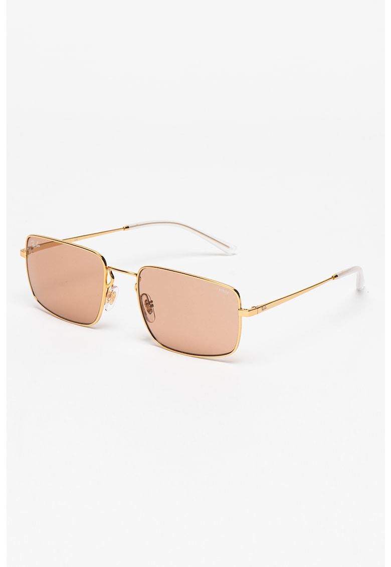 Ochelari de soare unisex dreptunghiulari Arista imagine fashiondays.ro Ray-Ban