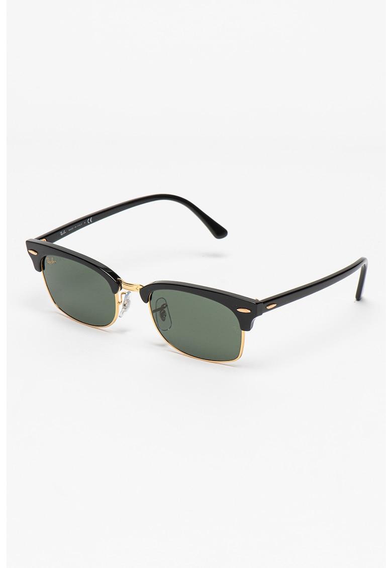 Ochelari de soare clubmaster unisex polarizati imagine fashiondays.ro Ray-Ban