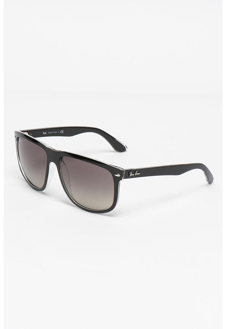 Ochelari de soare cu lentile in degrade imagine fashiondays.ro Ray-Ban