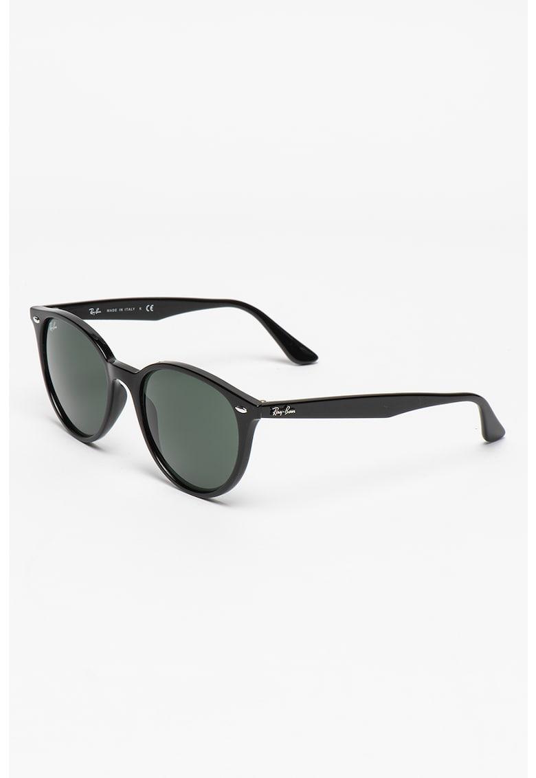 Ochelari de soare rotunzi unisex imagine fashiondays.ro Ray-Ban