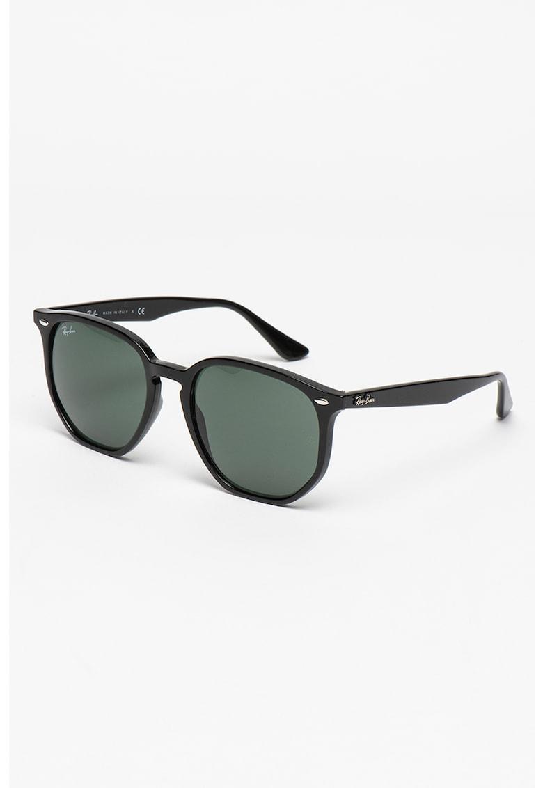 Ochelari de soare unisex cu lentile uni imagine fashiondays.ro Ray-Ban
