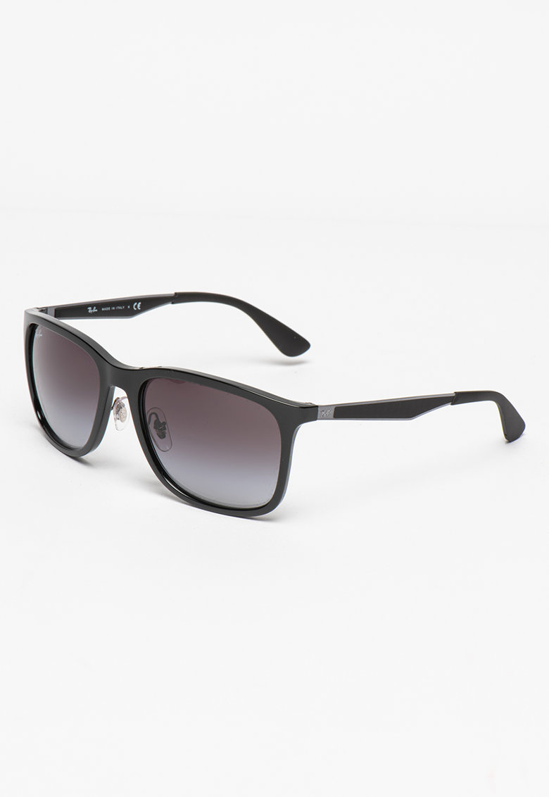 Ochelari de soare dreptunghiulari cu lentile in degrade imagine fashiondays.ro Ray-Ban