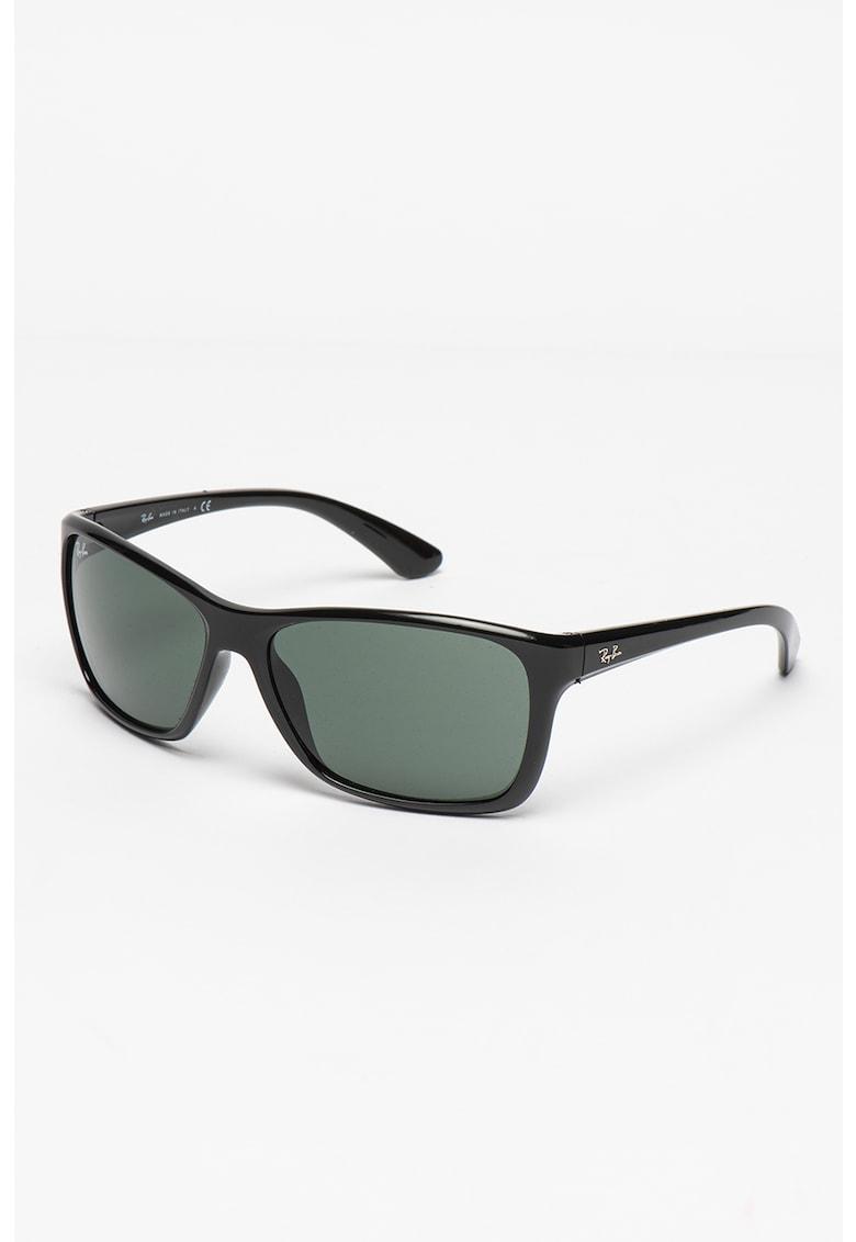 Ochelari de soare dreptunghiulari imagine fashiondays.ro Ray-Ban