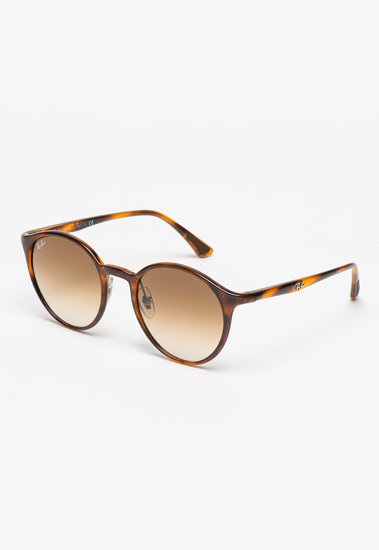 Ochelari de soare cu rama tortoise si lentile in degrade imagine fashiondays.ro Ray-Ban