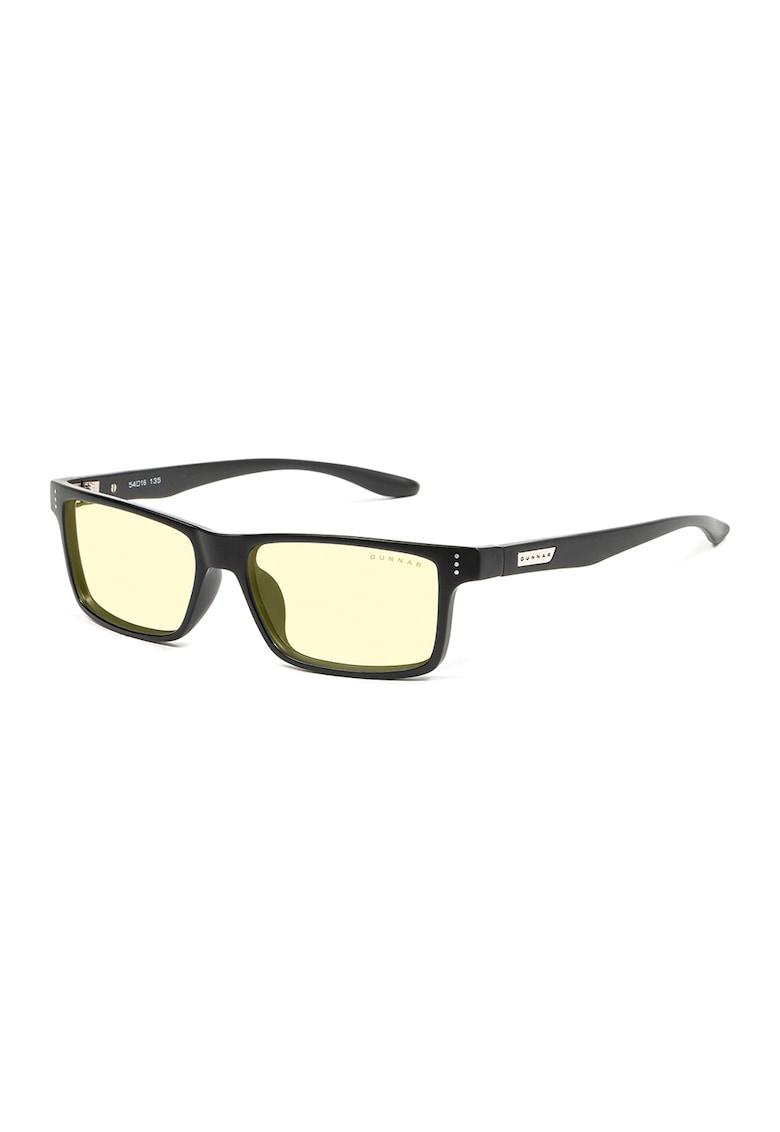 Ochelari de soare unisex Vertex Onyx imagine fashiondays.ro Gunnar