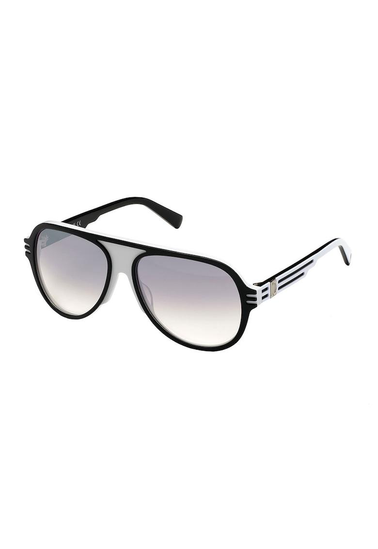 Ochelari de soare unisex cu lentile in degrade imagine fashiondays.ro JUST CAVALLI