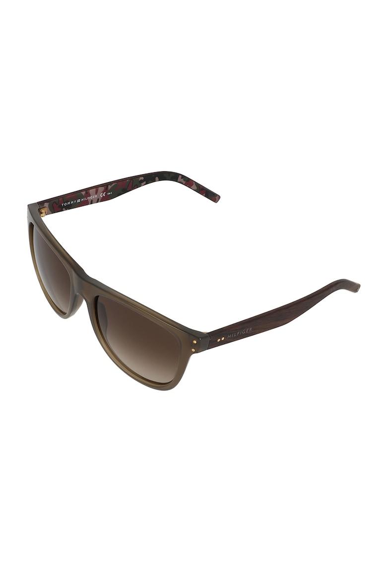 Ochelari de soare unisex cu lentile in degrade imagine fashiondays.ro Tommy Hilfiger