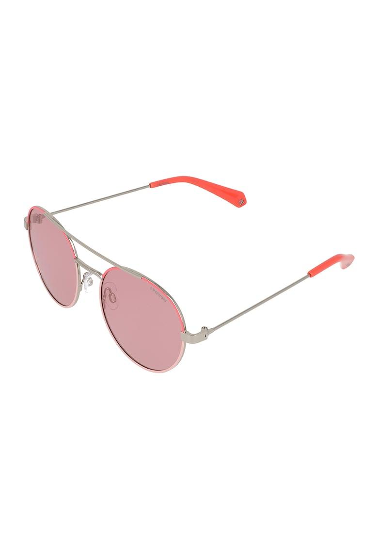 Ochelari de soare aviator unisex polarizati imagine fashiondays.ro Polaroid