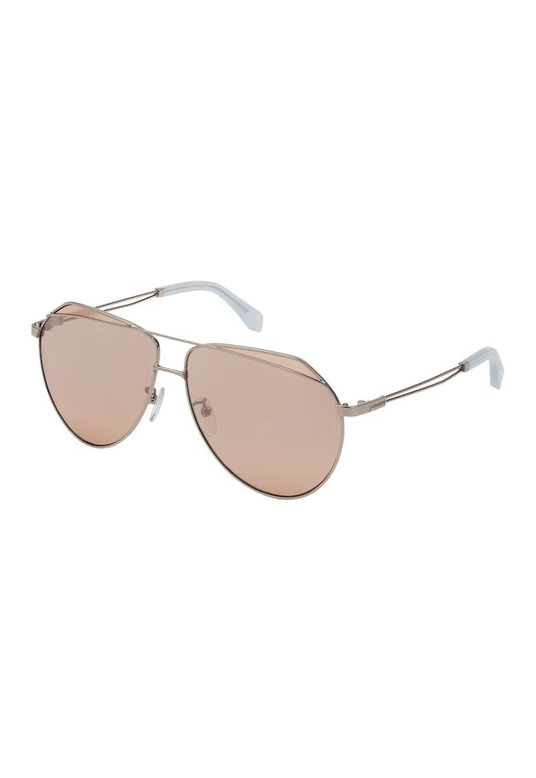 Ochelari de soare aviator imagine fashiondays.ro Zadig & voltaire