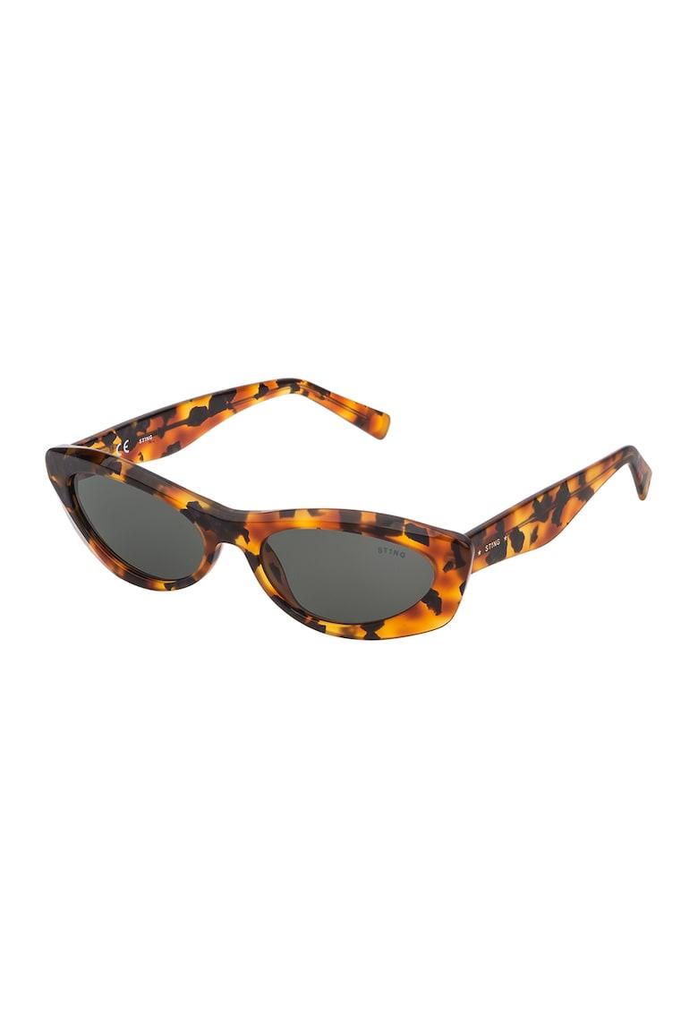 Ochelari de soare cat-eye imagine fashiondays.ro STING