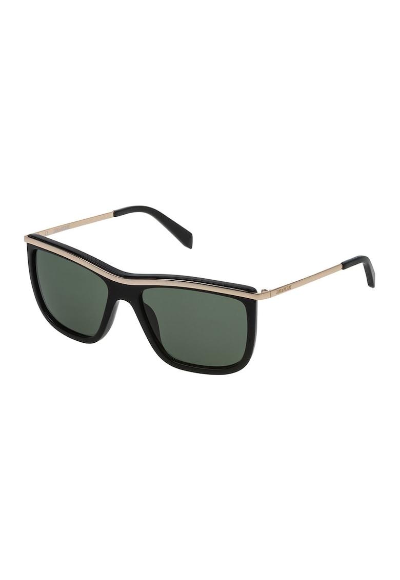 Ochelari de soare patrati unisex polarizati imagine fashiondays.ro Zadig & voltaire